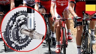 Caught cheating in sports: Belgian pro-cyclist found using bicycle with hidden motor - TomoNews