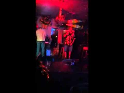 Coral reef karaoke