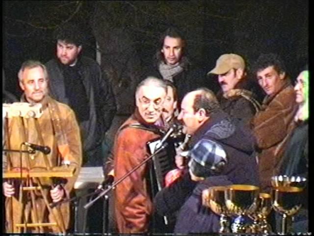 Gambatesa maitunat 1-1-1999 squadra Pasquale Vezza