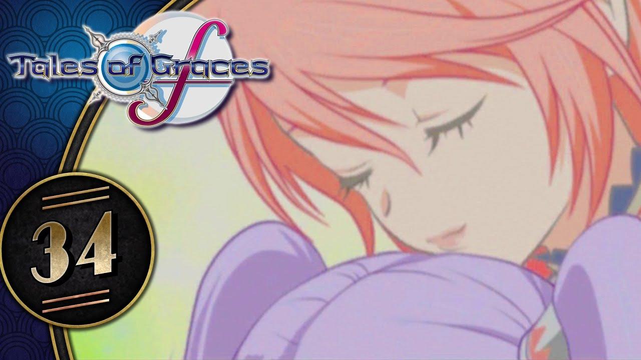 Tales Of Graces F (PS3, Let's Play) | A True Amarcian! | Part 34