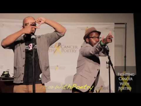 Fighting Cancer With Poetry: A Poetry Jam Fundraiser - One Year Anniversary ft Crossword Theory