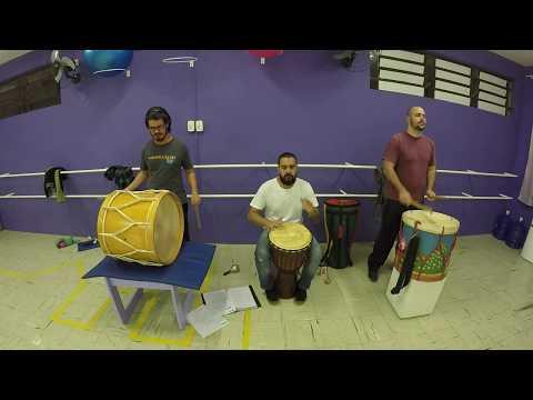 Aztec Drums of War 01