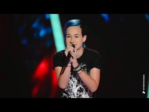 Yasmin Sings Scar  The Voice Kids Australia 2014