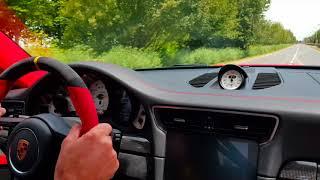 Porsche GT2 RS Run, Insane acceleration !