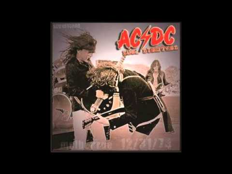AC/DC - She's got balls - Melbourne 31 December 1974 ( Soundboard ) music
