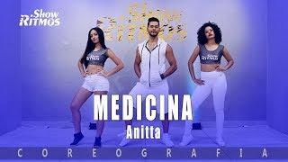 Baixar Medicina - Anitta - Show Ritmos - Coreografia