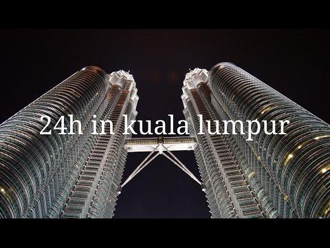 24h in Kuala Lumpur ✈️