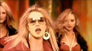 Britney Spears - Biggest Hits Megamix Video (part 2) [10 years tribute]
