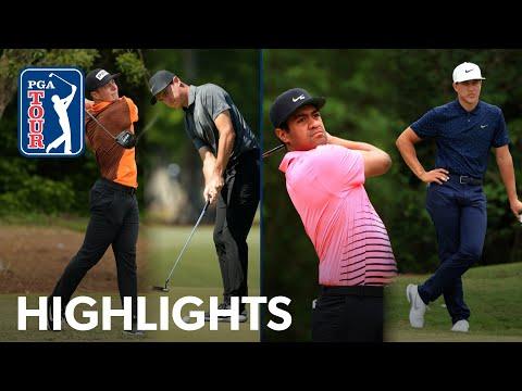 Highlights | Round 2 | Zurich Classic | 2021