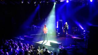 "Imany ""I am ready for love"" (india arie cover) 1.12.2012 Klub Stodoła"