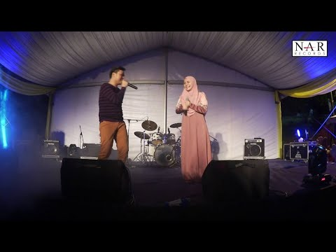 Najwa Latif ft Syamkamarul - Sahabat (Live) Universiti Malaya