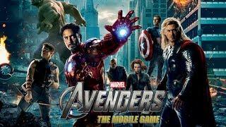 The Avengers  - Mobile Game Trailer