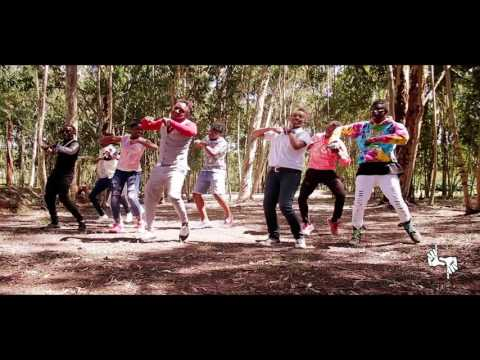 Kumbe Kumbe - Bahati ft Mr Seed Official Dance Video by Marcus Snood