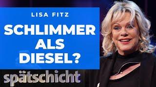 Lisa Fitz: Kreuzfahrten sind schlimmer als Ihr Diesel! | SWR Spätschicht