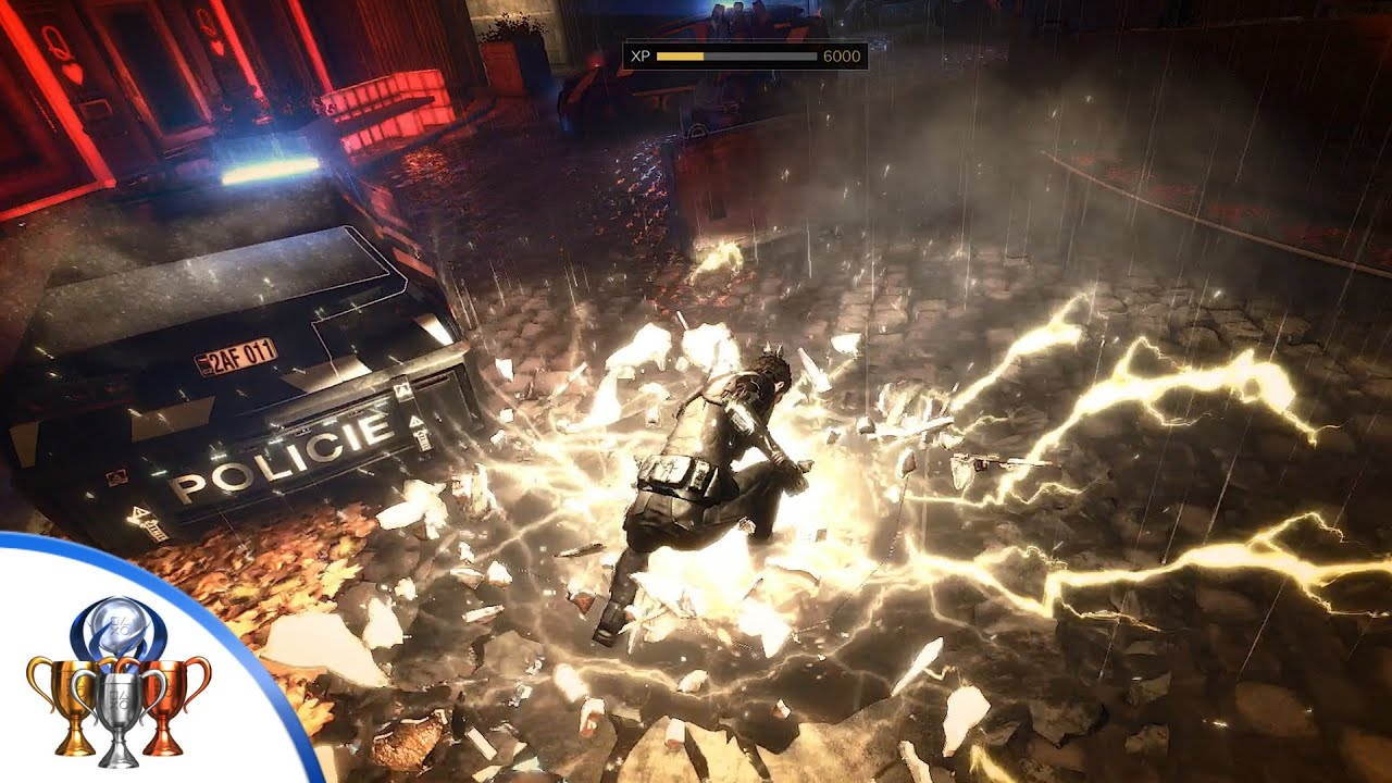 Deus Ex: Mankind Divided - The Rucker Extraction The Throat ...