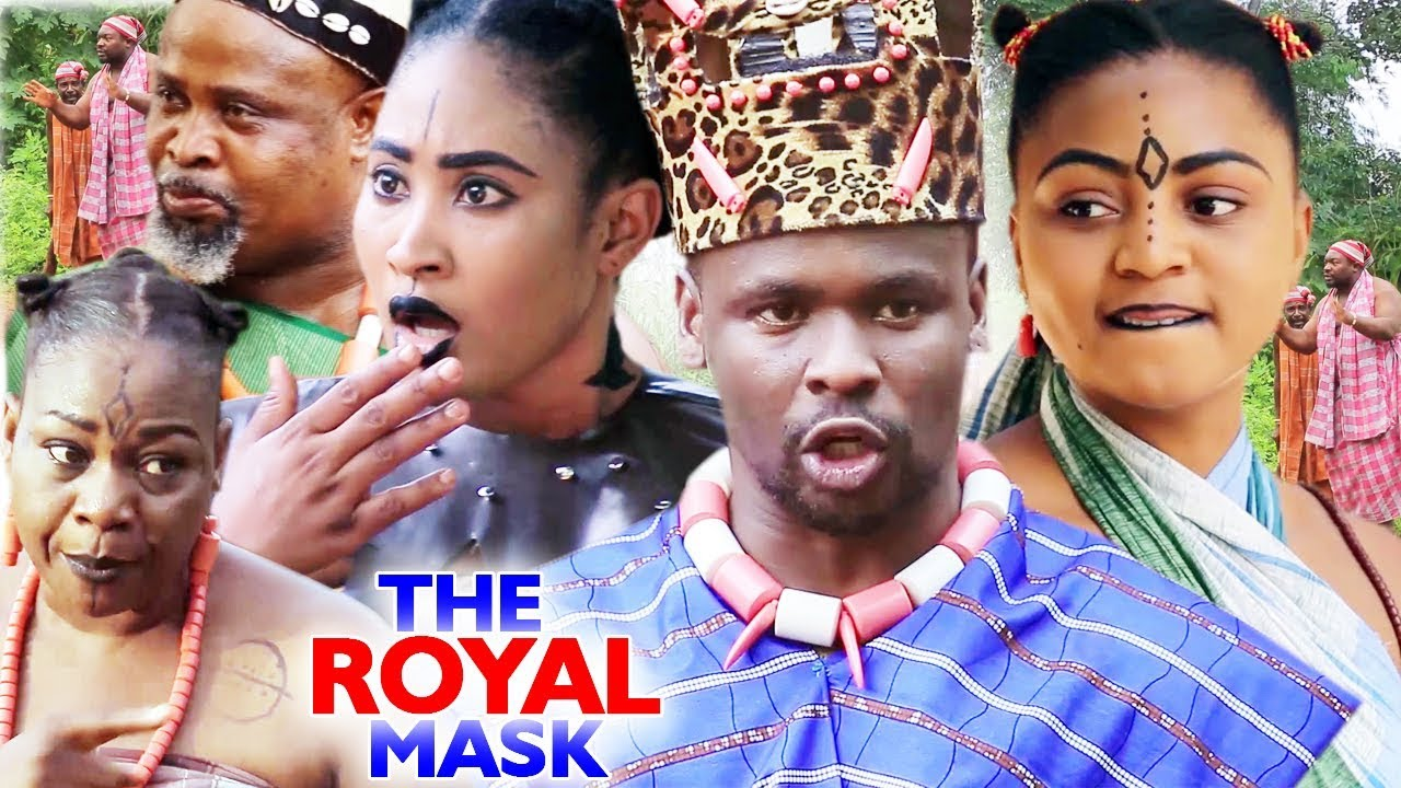 "Download New Movie Alert ""THE ROYAL MASK"" Season 1&2 - (Zubby Michael) 2019 Latest Nollywood Epic Movie"