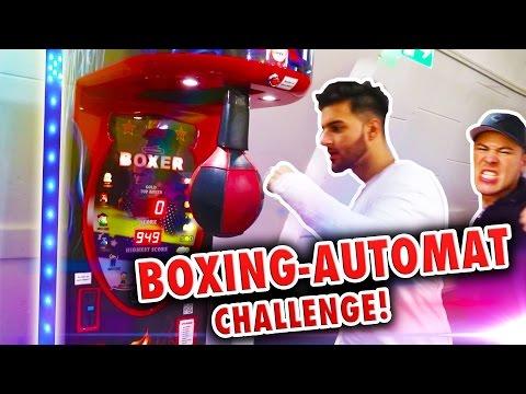 LEON & APORED zerstören Box Automaten !!! Eskalation 🔥