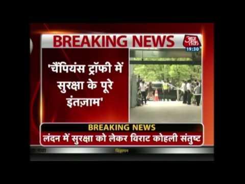 Virat Kohli Meets The Press In England