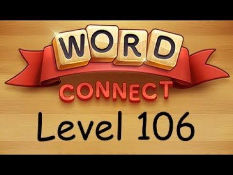 Word Connect Level 106 + BONUS