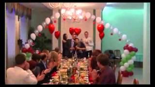 видео Сценарий серебряной свадьбы