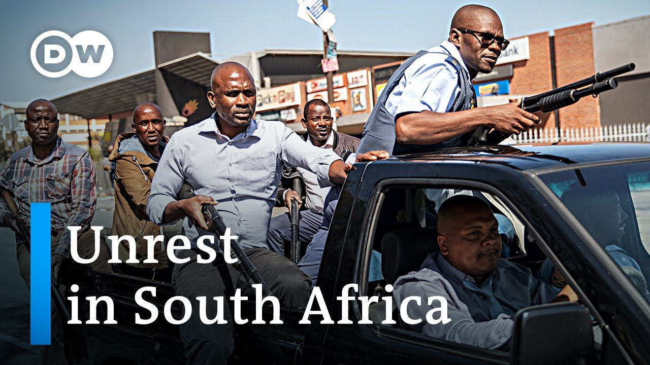 Download Xenophobic violence hits South Africa | DW News
