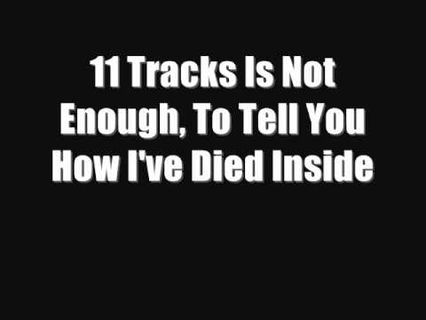 Motionless in White – Immaculate Misconception Lyrics ...