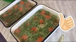 ПП Холодец из индейки / Низкокалорийное блюдо! // Ешь и худей