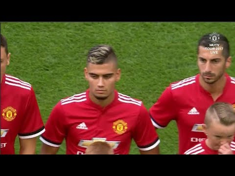 Andreas Pereira vs Sampdoria 02/08/17 HD