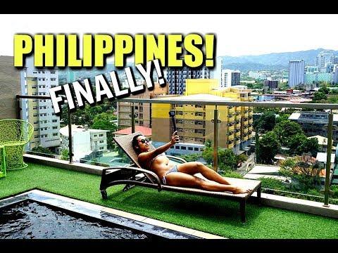 BACK IN THE PHILIPPINES!  CEBU CITY! | TheFrostFamily