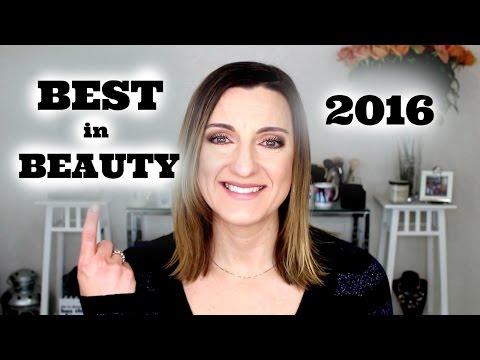 Best of Beauty 2016 Makeup Favorites