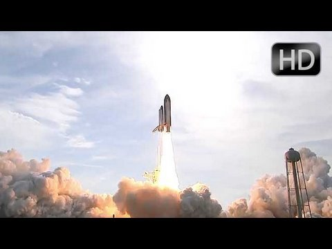 HD Launch of STS - 127 on 07.15.09 from T-2 to MECO