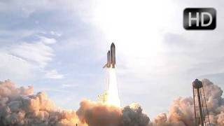 HD Launch of STS-127 on 07.15.09 from T-2 to MECO