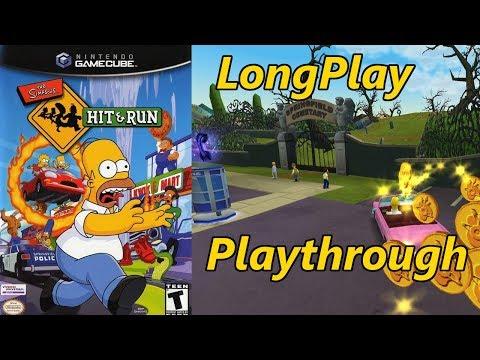 The Simpsons: Hit \u0026 Run - Longplay Full Game Walkthrough (No Commentary)