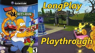 The Simpsons: Hit & Run - Longplay Full Game Walkthrough (No Commentary)