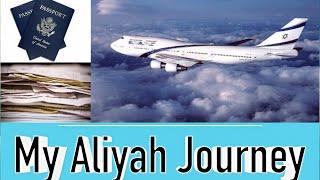 My Aliyah Journey #1 - Paperwork