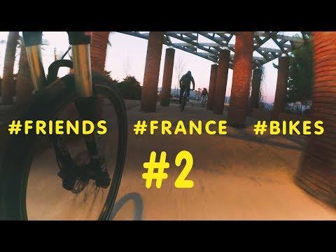 #France #Friends #bikes #2