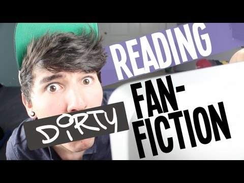 Reading Dirty FanFiction