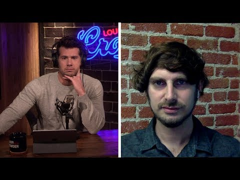 FREE SPEECH DEBATE: Crowder vs. TechCrunch's Josh Constine | Louder With Crowder