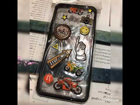 Case resin diy by hooyin
