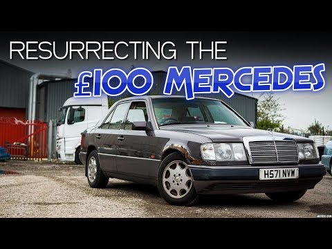 Car & Classic: The Rescues - £100 Mercedes-Benz