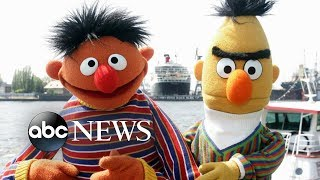 'Sesame Street' denies writer's claim Bert and Ernie are gay