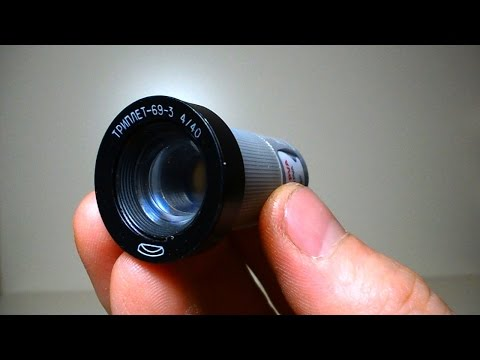 DIY Super MINI telescope How to make at HOME (Homemade refractor)