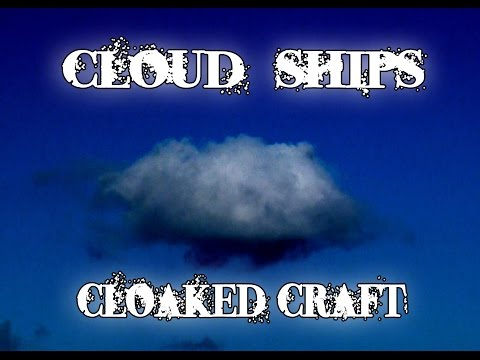 Cloud Ships Belfast City May 2015