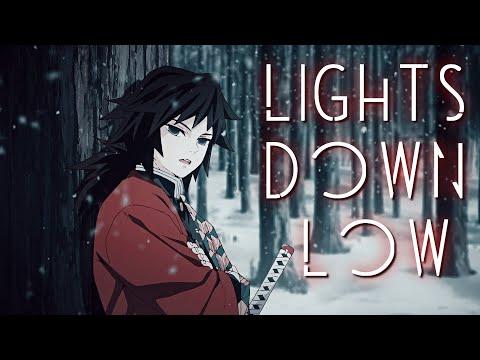 lights down low | giyuu tomioka edit | kimetsu no yaiba / demon slayer