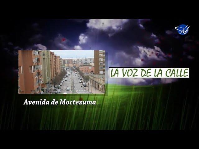 La Voz de la Calle - Avenida de Moctezuma