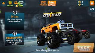 Monster Trucks Racing, Great Big Trucks Racing Driving Challenge