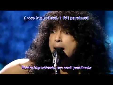 Kiss - Sure Know Something (MTV Unplugged) HD Lyrics/Subtitulada
