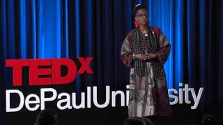 SANKOFA: Going back to fetch your inner voice | Derise Tolliver Atta | TEDxDePaulUniversity