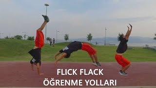 Flick Flack Hareketi Nasıl Yapılır| Ard Arda Back Handspring Nasıl Atılır