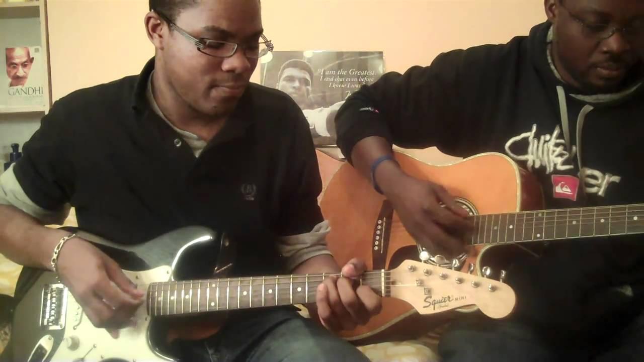 guitare zouk